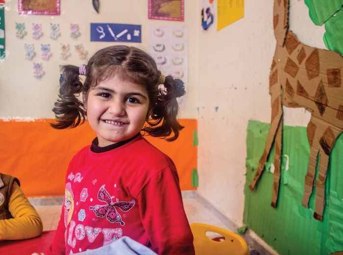 Of the 21.3 million refugees displaced around the world, half of those are children under 18. On today's #WorldRefugeeDay, learn how Save the Children Canada is working to reach every last child.
