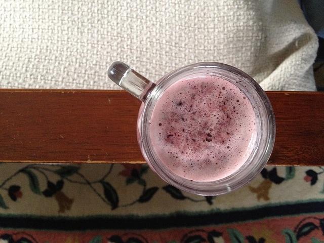 Blueberry Lemon Smoothie | Smoothies I Made | Pinterest