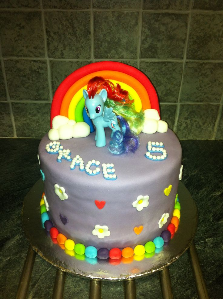 rainbow dash cake rainbow dash cake delicious and awesome looking cakes 6949