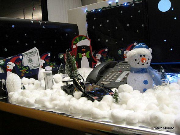 53 Best Office Christmas Images On Pinterest