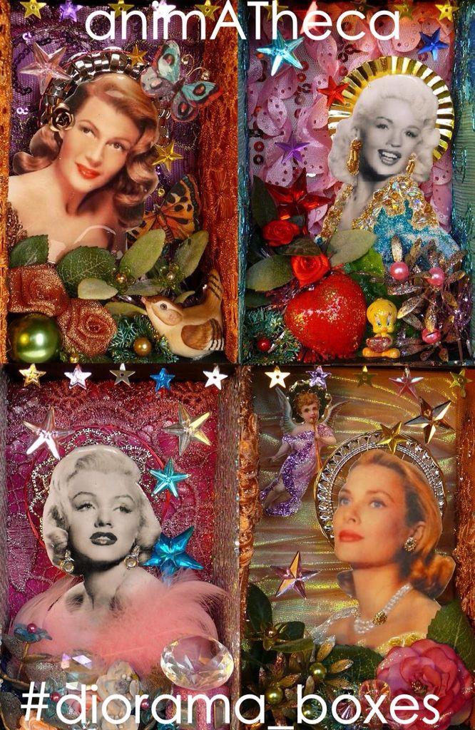 Rita, Jane, Marilyn and Grace