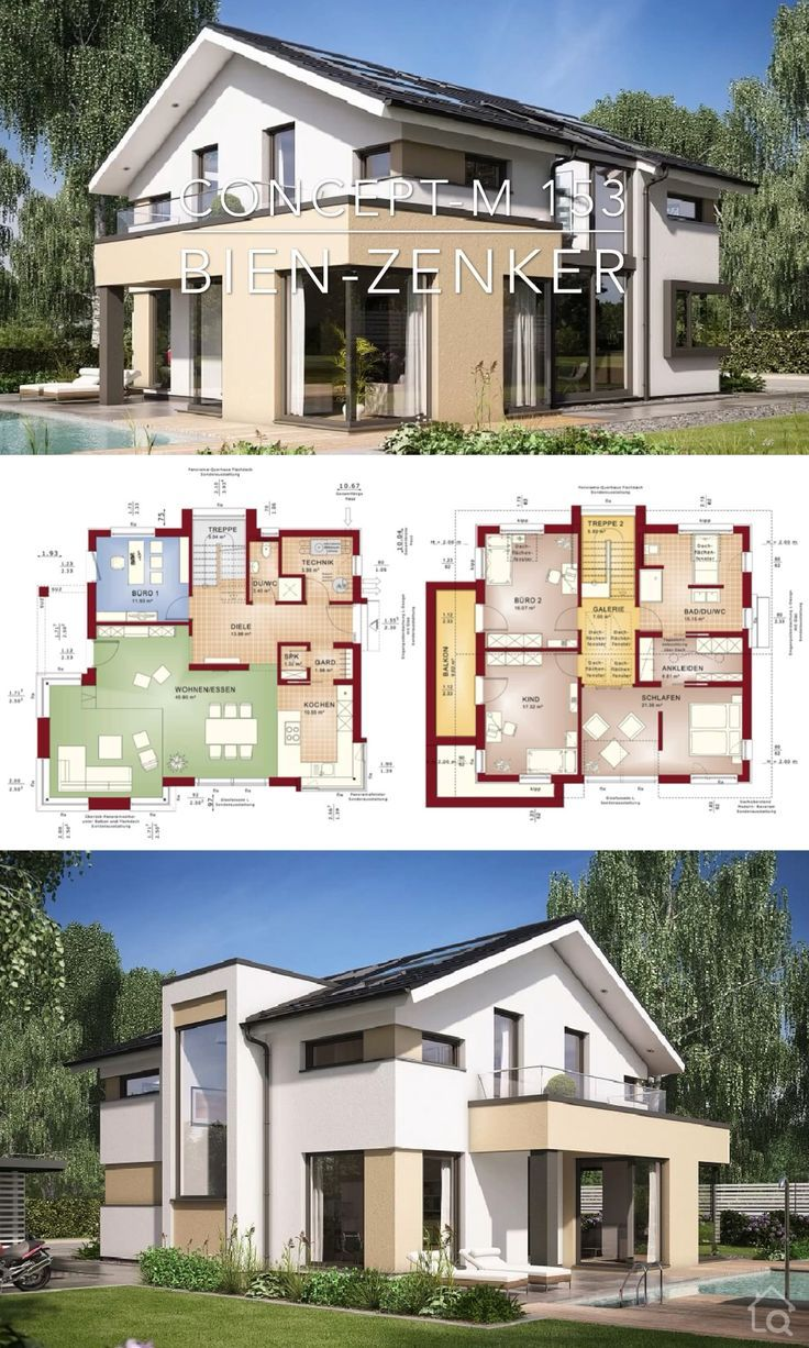 Archi In Casa Moderna modern house plans architecture #modern #house #plans
