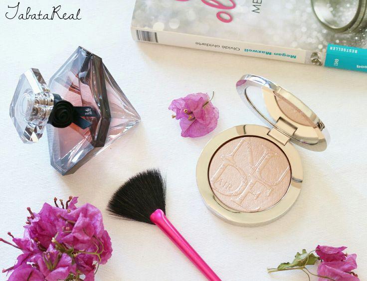 My Sunday : ♡ Lancôme Le Nuit Trésor ♡ Diorskin Nude Air Luminizer 001  #Makeup #passion #beauty #sundaylook #BeautyBloggers #MallorcaBlogger #dior #lancome #perfume #lighters #iluminante #perfum #profumo #lusso #joyas #top #tesoros #basicos #sunday #lujo #highlighter #sweet #olor #pink #lovepink #makeupaddict #makeuplover #newin