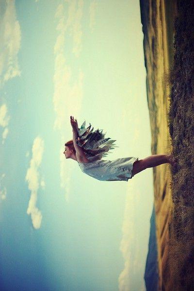 Creative photo idea : use a new perspective!