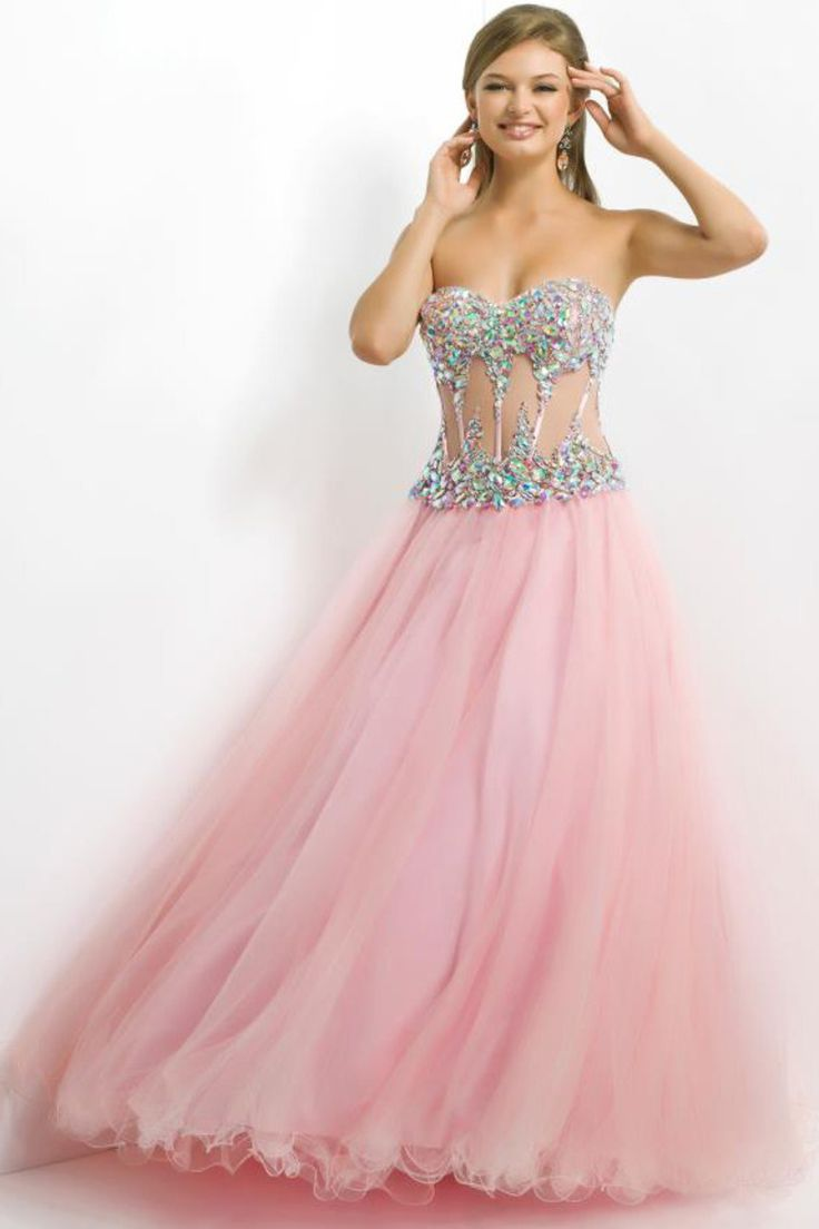 10 best prom dresses images on Pinterest | Party dresses, Party wear ...