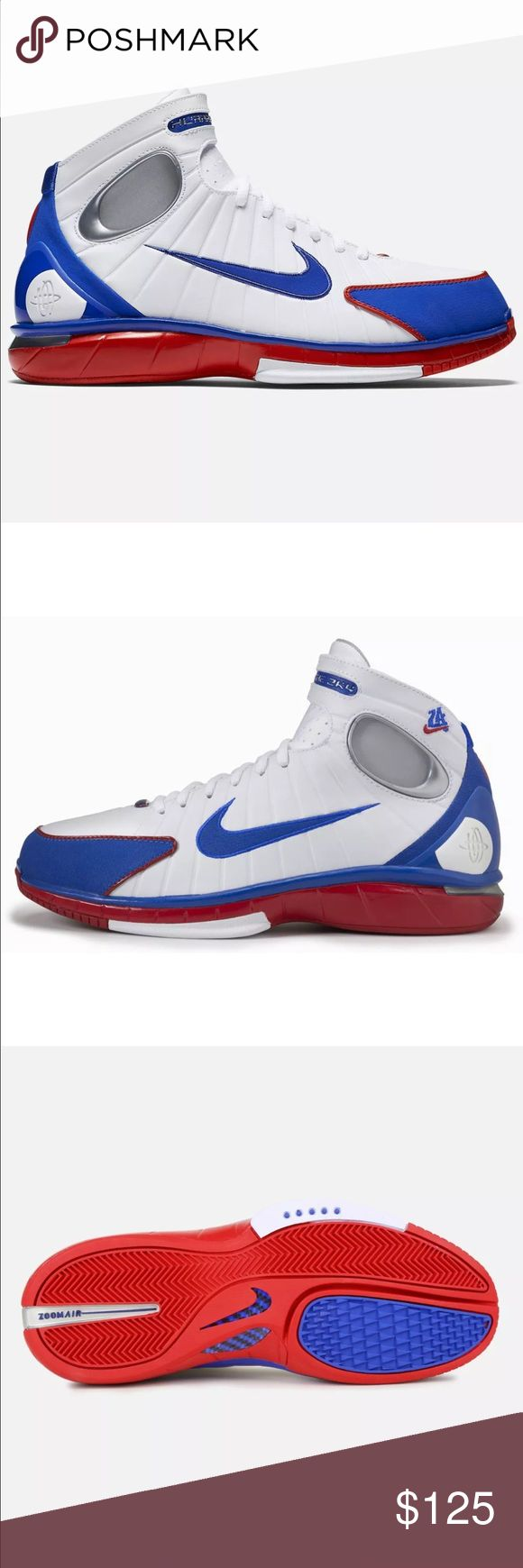 Nike Air Zoom Huarache 2k4 Basketball Shies Sz 11 Brand New in Box, Never worn! A mixture of the best technology from the past, present and future come together to create the ultimate basketball shoe. Nike Shoes Athletic Shoes