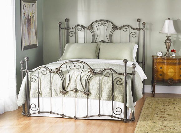 11 Best Images About Iron Bed Designs On Pinterest