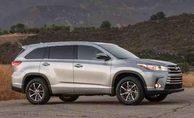 2020 Toyota Highlander Revealed 2020 Toyota Highlander Revealed The Highlander Received A Visual Renovation A Fe Toyota Highlander Toyota Suv Toyota Suv Models