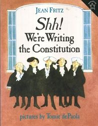 Shh! We're Writing the Constitution! - Exodus Books