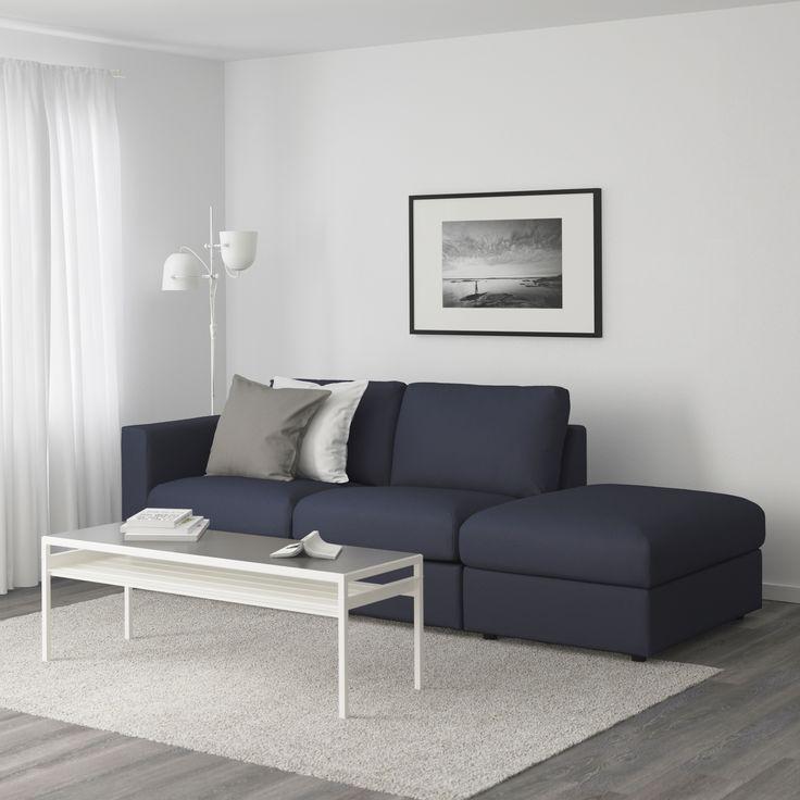 Les 25 meilleures id es de la cat gorie sofa chaise longue sur pinterest longue table canap - Deco romantische kamer beige ...