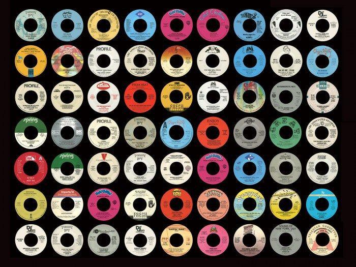 hiphoprecords2 Discos de hip hop
