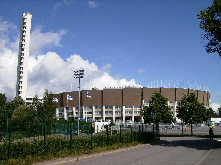 Olympiastadion ja stadioinin torni