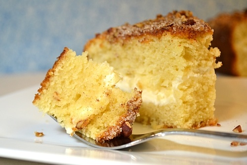 Cream Cheese Coffee Cake | Breakfasts I'd Wake Up For | Pinterest