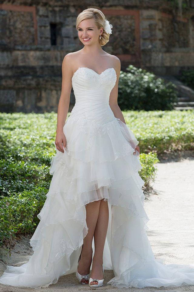 Suknia ślubna Sincerity 3900 2016