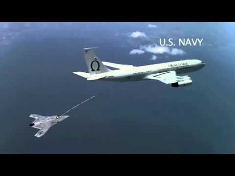First successful aerial refueling of a drone