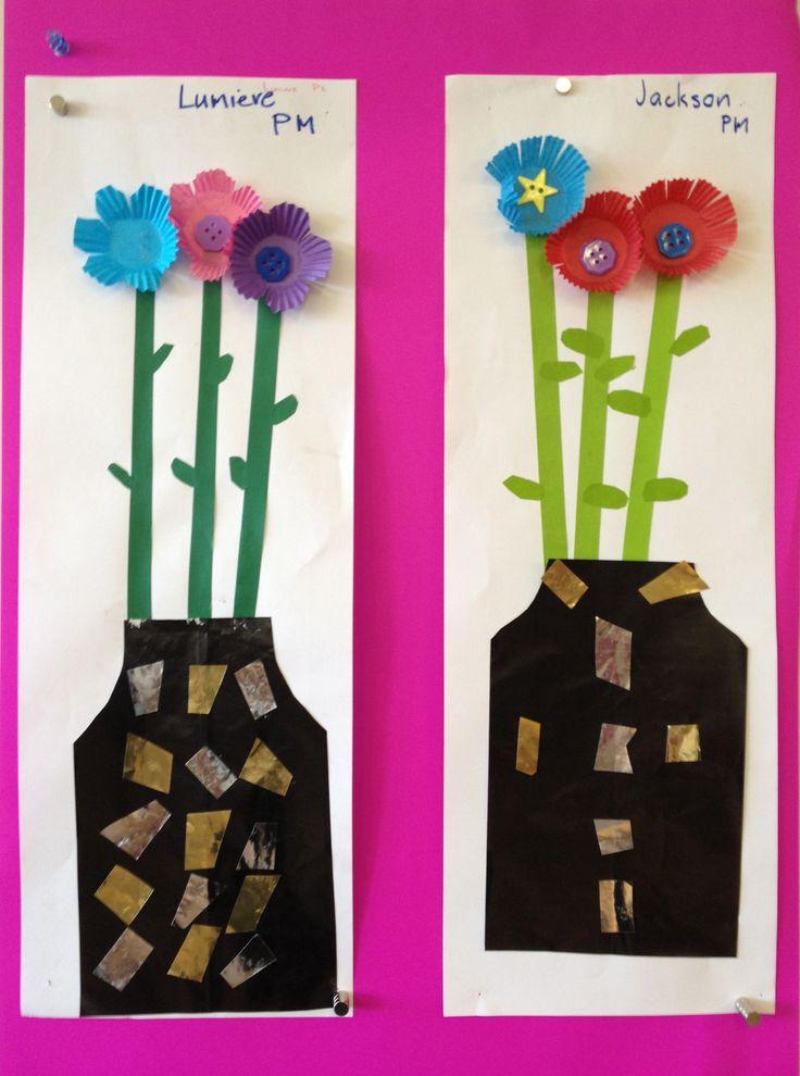 Vases of Flowers 2013