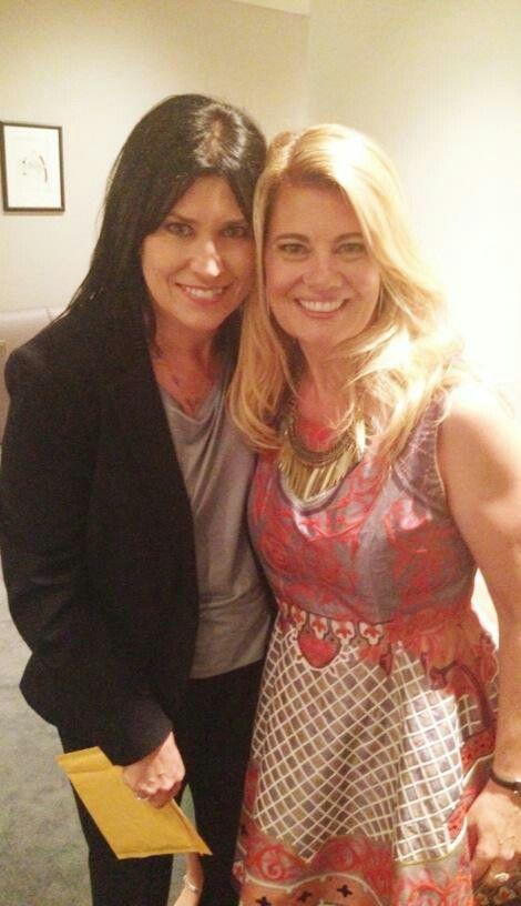 Nancy McKeon and Lisa Welchel. Facts of Life