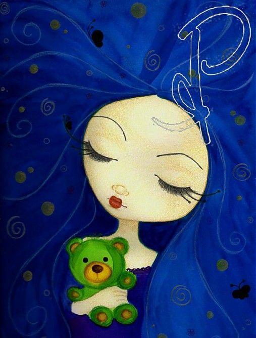 V ríši snov by Hotarubi - SAShE.sk - Handmade Obrazy