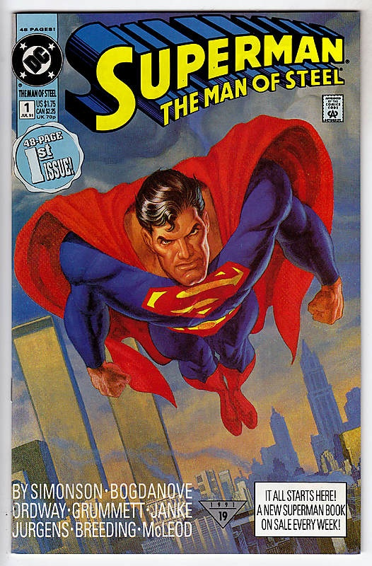 Superman Comic Book Cover Art : Images about superman covers on pinterest