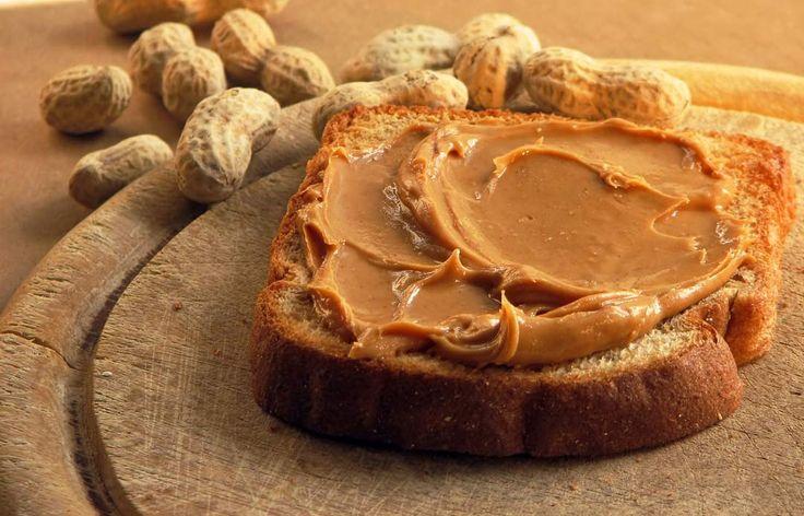 Pasta de amendoim caseira light