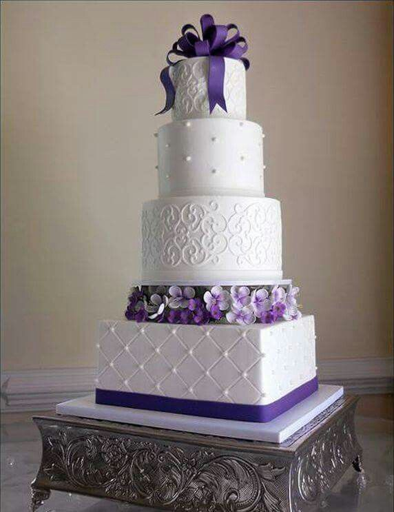 Tiered cake