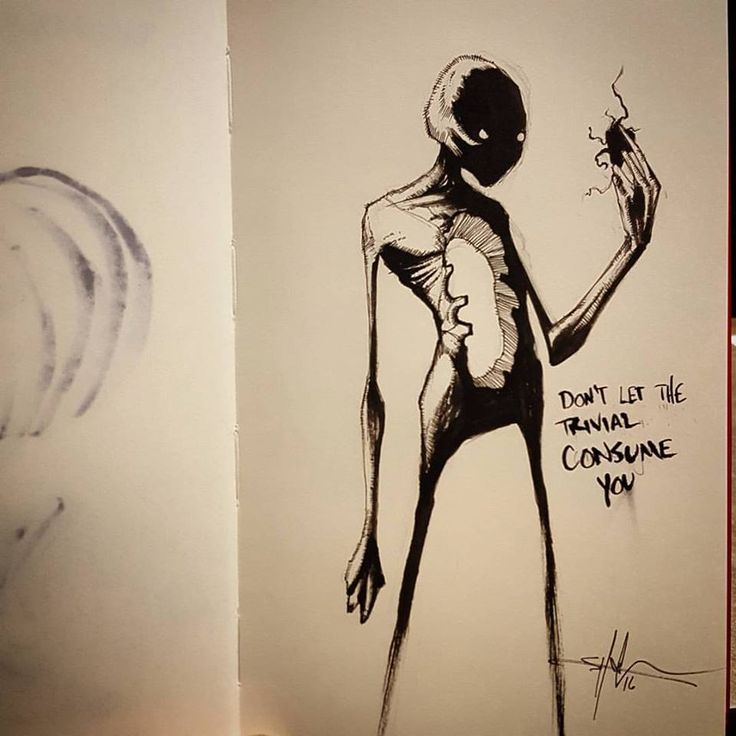 Don't let the trivial consume you - Shawn Coss