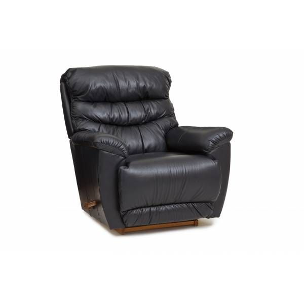 Shop for Joshua Leather Rocker Recliner - NAVY and other Living Room Arm Chairs at Star Furniture TX. Lazyboy Joshua leather rocker recliner padded arms ...  sc 1 st  Pinterest & La Z Boy Gizmo Electric Recliner Cognac Brown | Recliner Chairs ... islam-shia.org