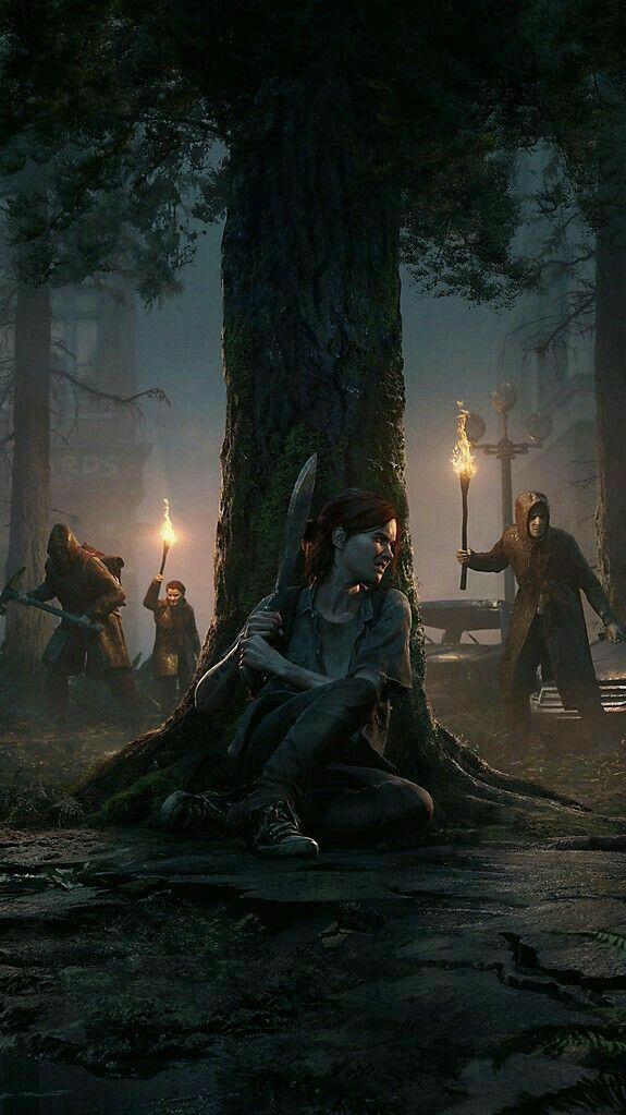 Pin By Montena On Wallpapers In 2020 The Last Of Us Last Of Us Remastered Dark Wallpaper