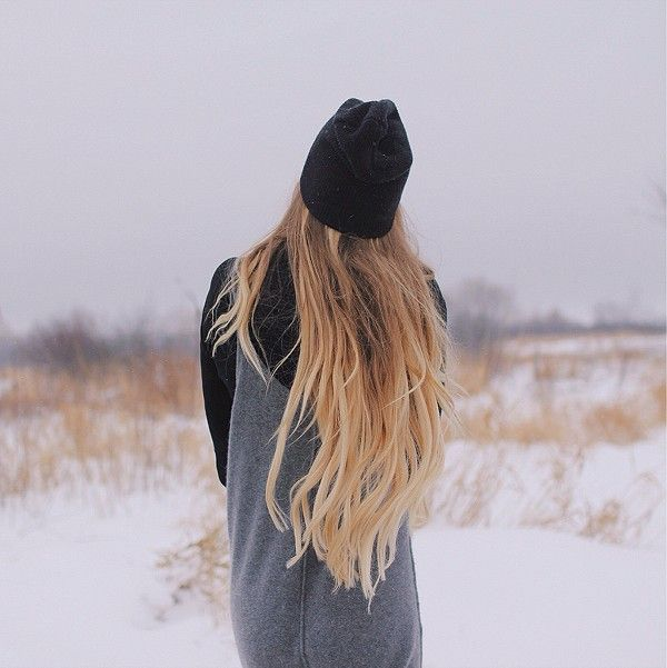 WANT MY HAIR JUST LIKE THIS!!!! gonna have to skip the salon for a few month I think lol