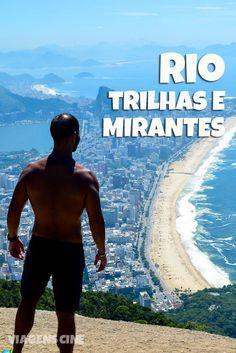 Rio de Janeiro - Roteiro de 4 Dias: Trilhas, Praias e Mirantes na Cidade Maravilhosa