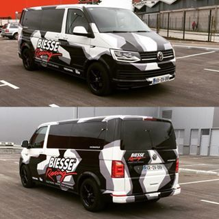 Image result for vw t5 camo