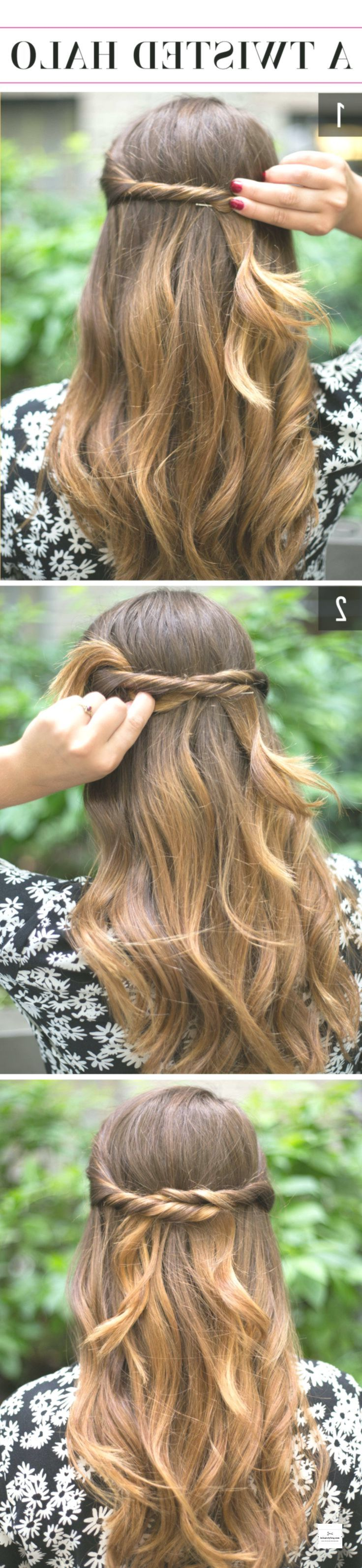 15 Super-Easy Hairstyles for Lazy Girls Who Can't Even - #girls #hairstyles #super - #new