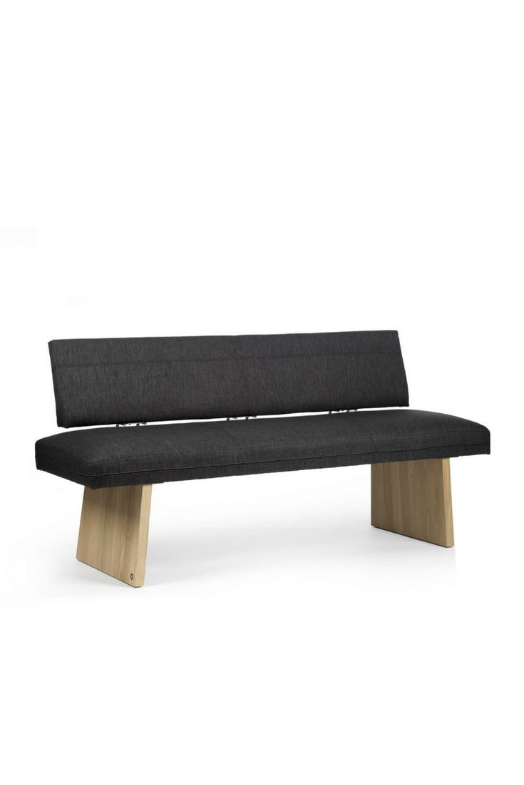 KALI BENCH With Wooden Feet By Belgian Furniture Designer Mobitec. Many  Colors And Covers Available. Small SofaSofa ...