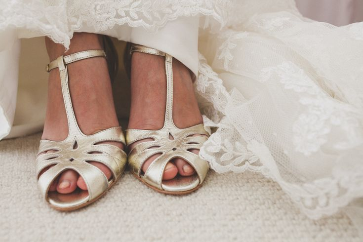 Rachel Simpson shoes ~ Image by Jordanna Marston