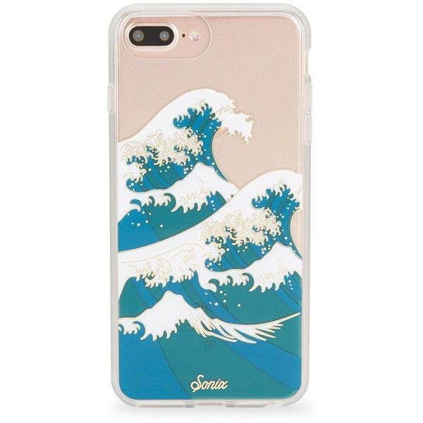 Sonix Wave iPhone 6/7 Plus Case ($35) ❤ liked on Polyvore featuring men's fashion, men's accessories and men's tech accessories