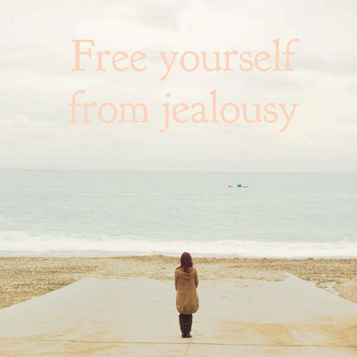 relationship problems with jealousy