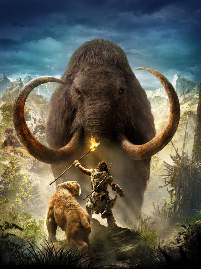 Beautiful Far Cry Primal artwork uploaded by IronMan - Cover Art