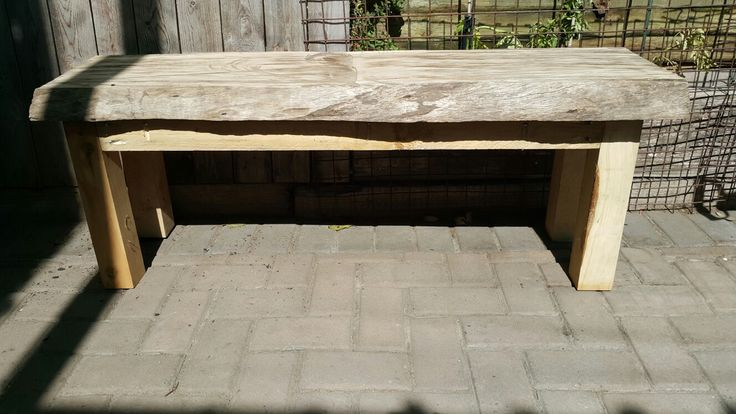 Bench ( Recycled Wood)