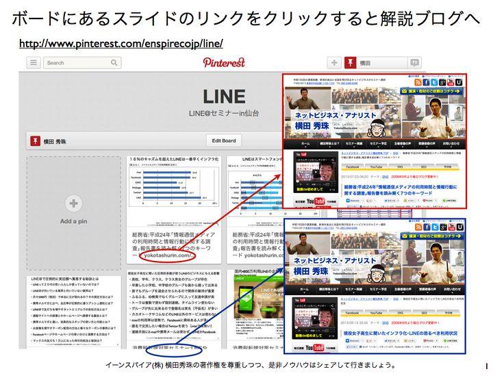 Pinterest(ピンタレスト)登録・使い方を日本語の動画で解説 yokotashurin.com/...