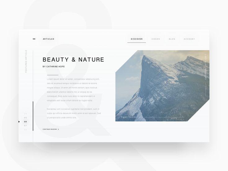 Beauty & Nature by Callum Notman