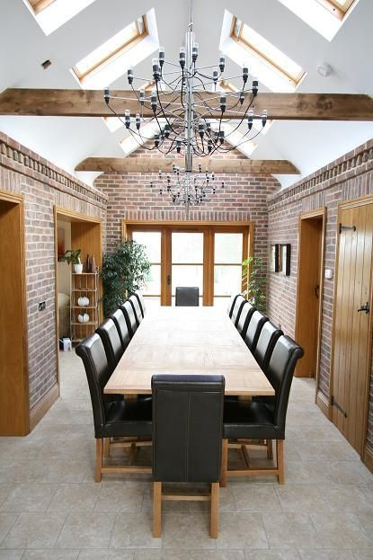 17 best ideas about large dining tables on pinterest for 12 person dinning table