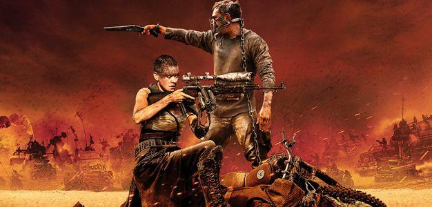 Filmes indicados ao prêmio de melhor filme ao Oscar 2016 - Mad Max: Estrada da Fúria