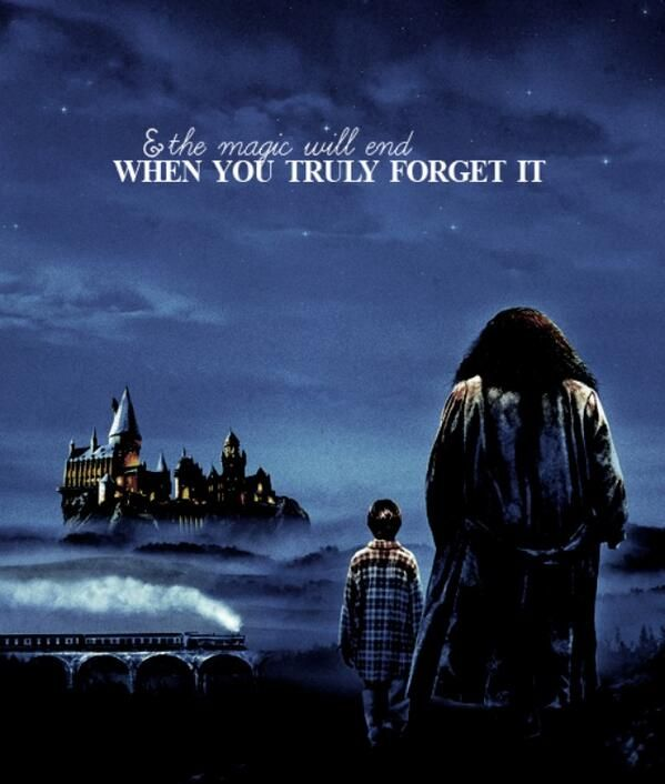 Harry Potter will never truly be gone as long as there are those who remain loyal. #16YearsPhilosophersStone