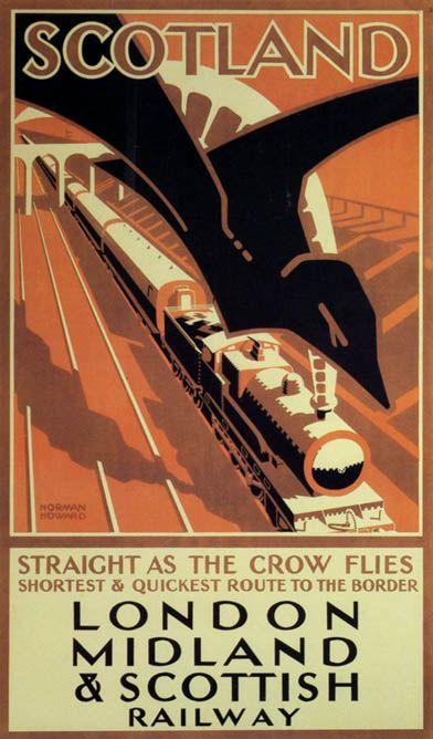 Scotland - London, Midland & Scottish Railway