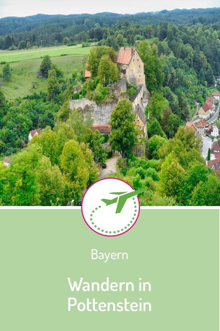 Wandern In Pottenstein Einfache Tour Mit Familienfreundlichen Stopps Frankische Schweiz Wandern Frankische Schweiz Urlaub Reisen
