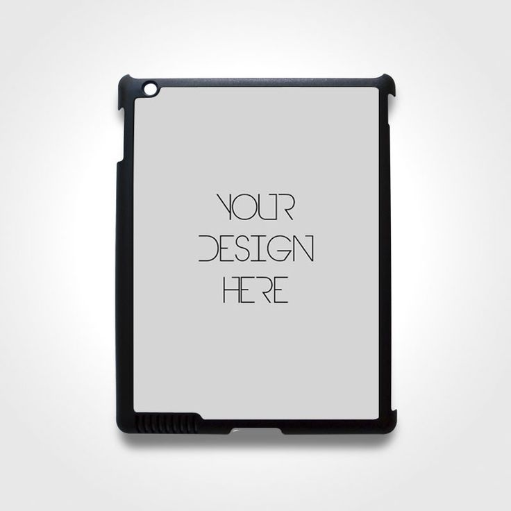YOUR DESIGN HERE Custom Image cover case for iPad 2 3 4 iPad Air iPad Mini Case