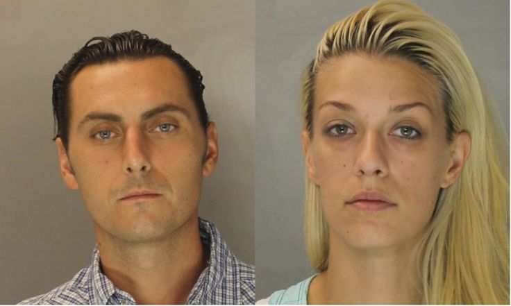 Two people at paving company arrested for purchasing asphalt with hot checks #construction