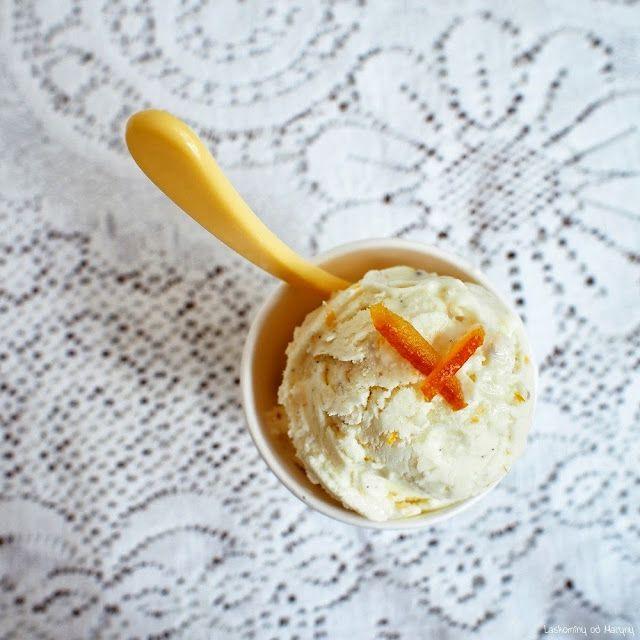 Laskominy od Maryny: Pomerančová zmrzlina z kysané smetany