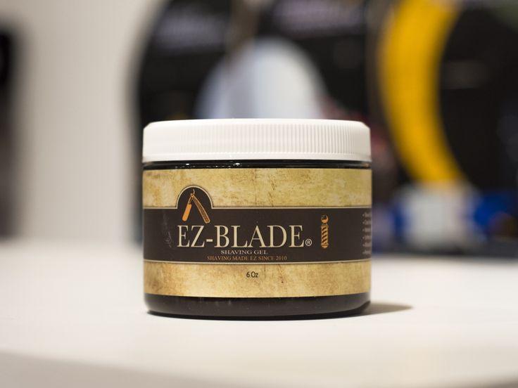 E-Z Blade Shave gel 6 Oz.