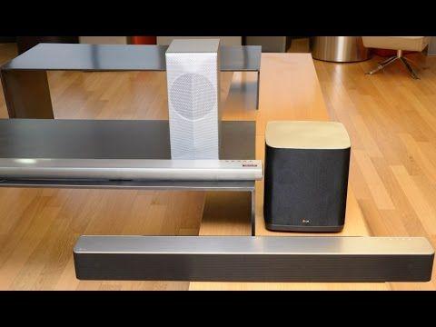 LG Music Flow multi-room audio game
